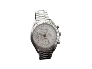Omega Speedmaster Triple Date Chronograph Watch
