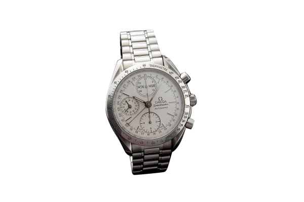 Omega Speedmaster Triple Date Chronograph Watch