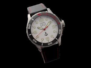 Men`s Terra Cielo Mare Delfino Argento Automatic Watch