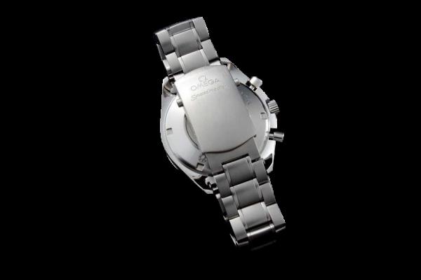 Lot #3178 Stainless Steel Omega Speedmaster Chronograph Date