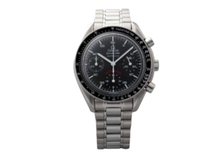 Limited Edition Omega Speedmaster AC Milan Soccer Watch