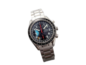 Gents Omega Speedmaster Mark 40 Triple Calendar Watch