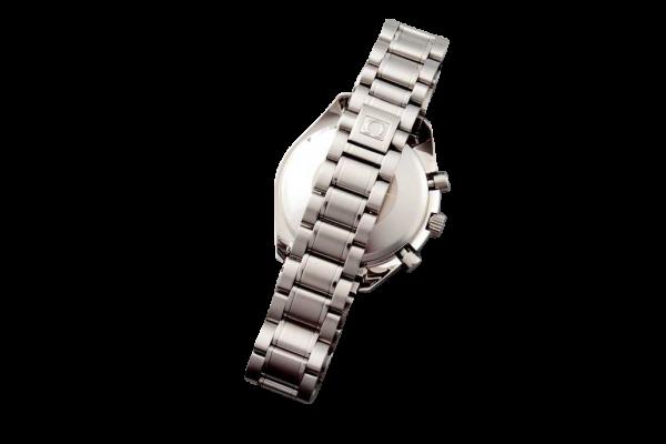 Lot #3196 Gents Omega Speedmaster Mark 40 Triple Calendar Watch