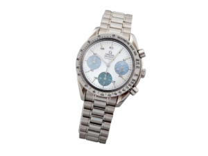 Special Edition Omega Speedmaster Mother of Pearl Watch