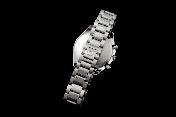 Lot #3248C Special Edition Omega Speedmaster Black Mark 40 Watch