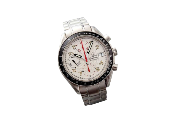 Lot #3202 Special Edition Omega Speedmaster Silver Dial Mark 40