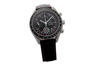 Limited Michael Schumacher Omega Triple Calendar Watch