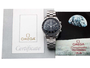 Limited Edition Omega Speedmaster Apollo 11 Moon