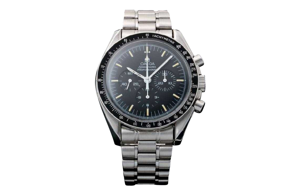 Lot #3210A Limited Edition Omega Speedmaster Apollo 11 Moon Auction Auction