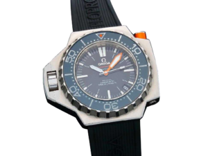 Lot #9285 Men`s Omega Seamaster Ploprof Co-Axial 1200M Dive Auction Auction