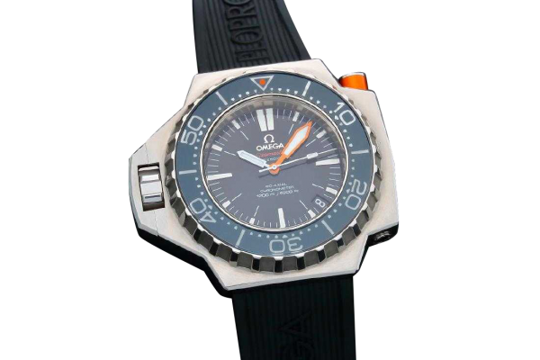 Men`s Omega Seamaster Ploprof Co-Axial 1200M Dive