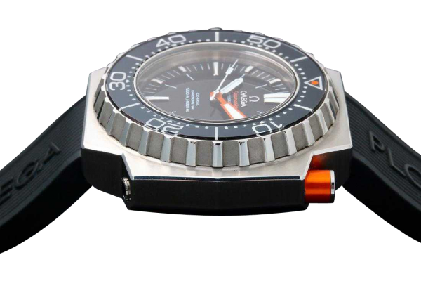 Lot #3218A Men`s Omega Seamaster Ploprof Co-Axial 1200M Dive