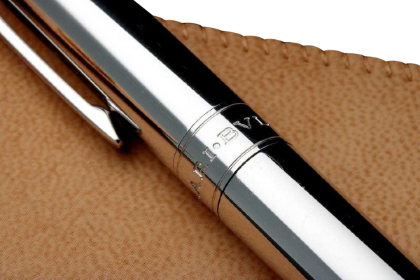 Lot #3260G Bvlgari Pen with Box and Papers