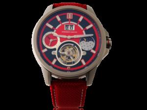 Strumenti Nautici Tourbillon Watch Rosso Nero #SNS05.00.061