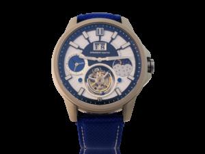 Strumenti Nautici Tourbillon Watch Azzurri Bianco #SNS06.00.082