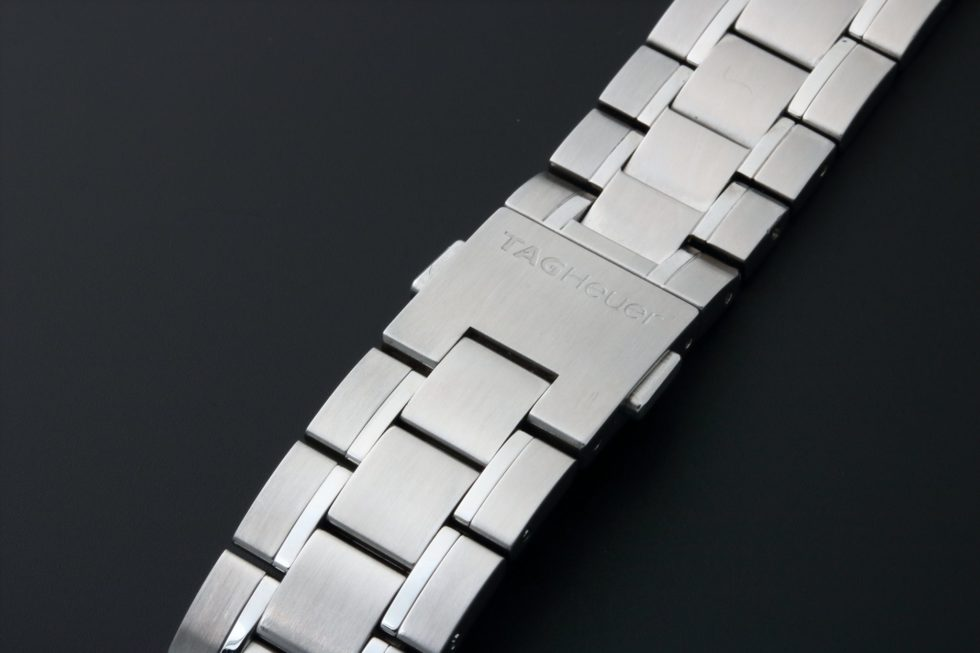 Lot #4827 – Tag Heuer Carrera Watch Bracelet 20MM 165MM Carrera Tag Heuer BA0794