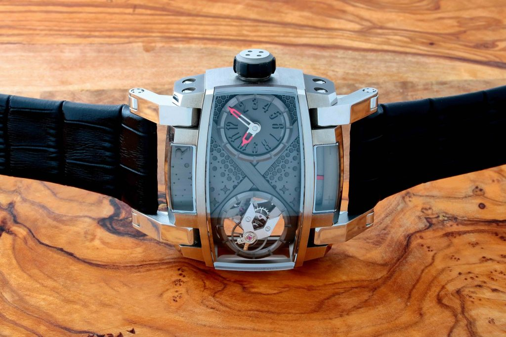 Romain Jerome Moon Orbiter Flying Tourbillon R.J.M.TO.MO.002.01