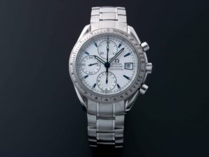Lot #5609 – Special Edition Omega Speedmaster Chronograph Watch 3211.32 Omega Chronograph
