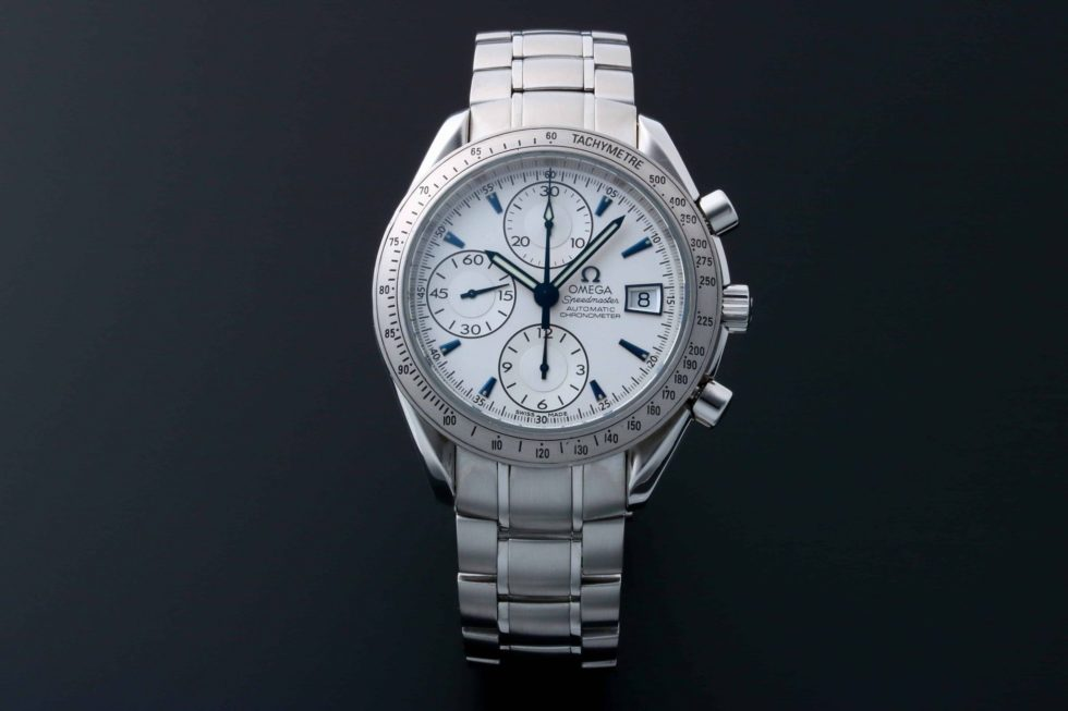 Lot #9616 – Special Edition Omega 3211.32 Speedmaster Chronograph Watch 3211.32 Chronograph