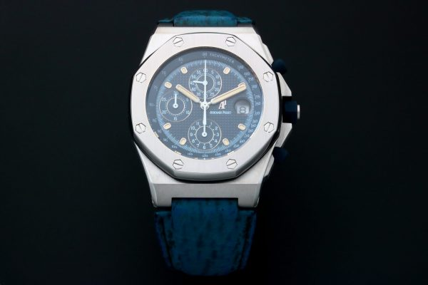 Early Audemars Piguet Royal Oak Offshore Chronograph Watch 25770ST.OO.A001KE.01 - Baer & Bosch Auctioneers