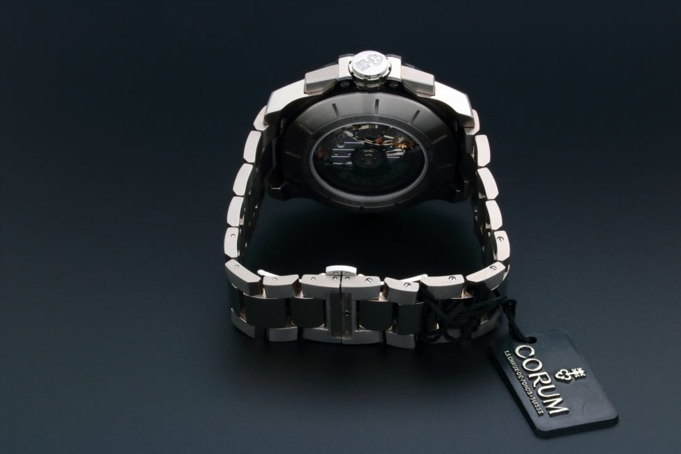 Lot #3241 – Corum Admirals Cup Regatta 45 Watch 040.101.04/V200 AN10 Admirals Cup Chronograph