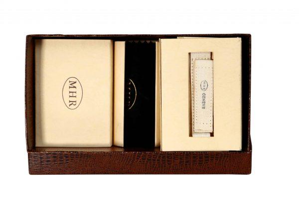 MHR Mahara Watch Box - Baer Bosch Auctioneers