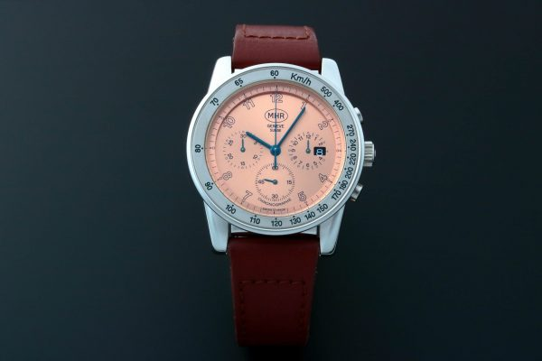 Mahara MHR Chronograph Date Watch – Baer & Bosch Auctioneers