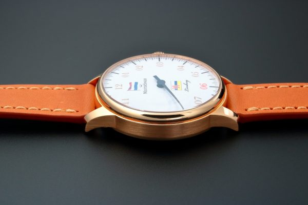 MeisterSinger Single Hand Watch 18k Rose Gold - Baer & Bosch Auctioneers