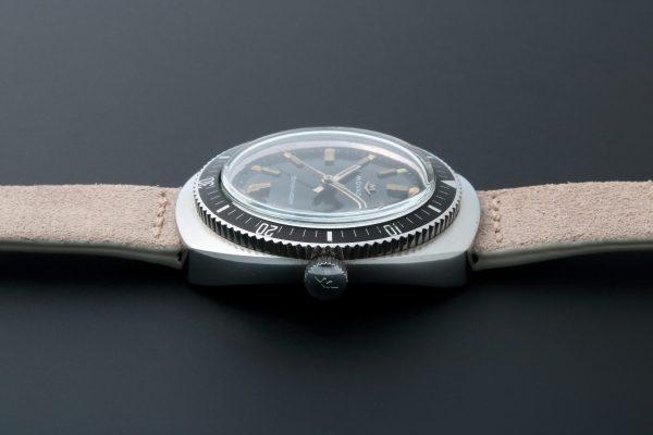 Vintage Movado Stardiver Super Sea Sub Watch - Baer & Bosch Auctioneers