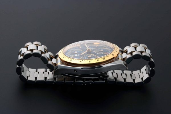 Omega Speedmaster Chronograph Triple Calendar Tutone Watch 3321.80 - Baer & Bosch Auctioneers