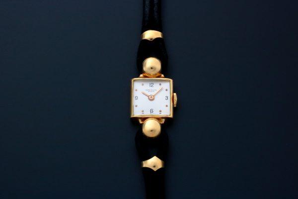 Vintage Ladies Patek Philippe Geneve 18k Yellow Gold Watch - Baer & Bosch Auctioneers
