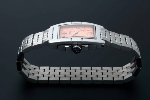 Rare Limited Edition Salmon Piaget Upstream Watch 27250 - Baer & Bosch Auctioneers