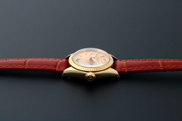 Rolex Oyster Perpetual 14k Yellow Gold Watch 6619 - Baer & Bosch Auctioneers