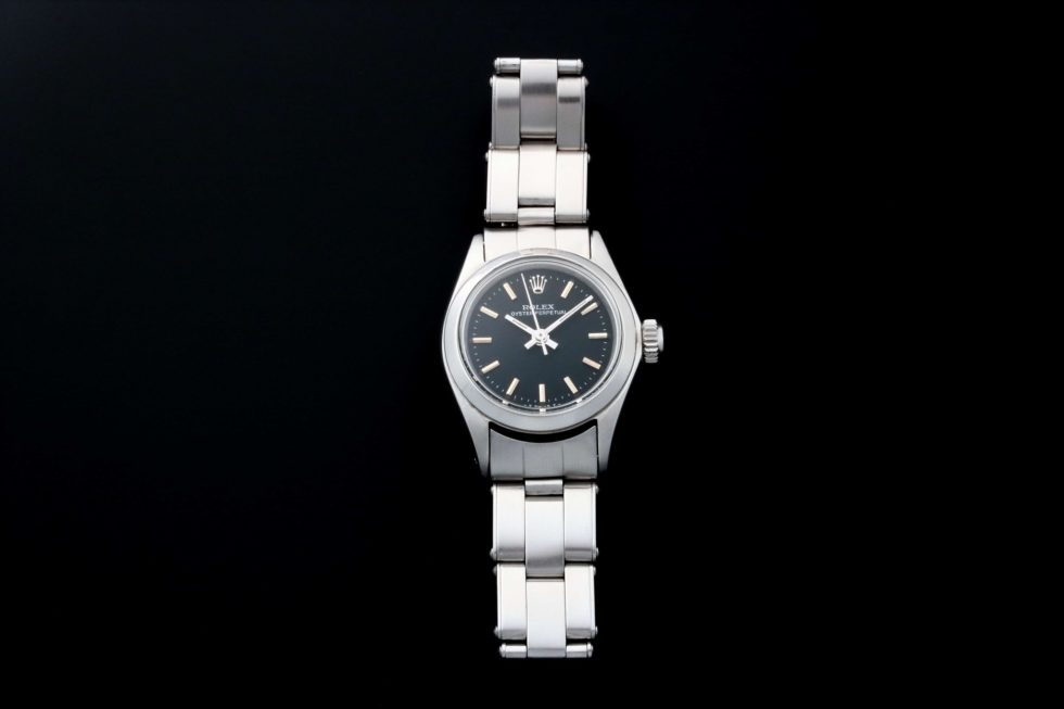 Lot #3185A – Rolex Oyster Perpetual Watch 6618 Ladies Rolex