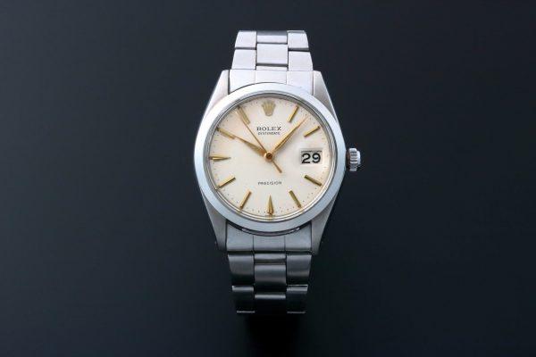 Rolex Oysterdate Precision Watch 6694 - Baer & Bosch Auctioneers