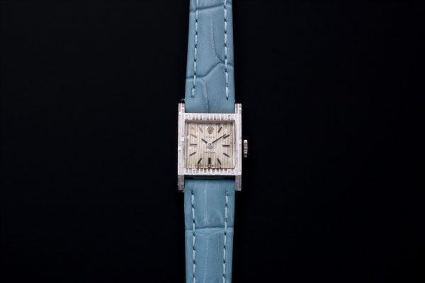 Rolex Precision Watch 18K White Gold 2621 - Baer & Bosch Auctioneers