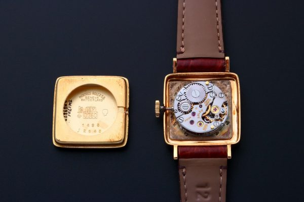 Rolex Precision Watch 18k Yellow Gold 2643 - Baer & Bosch Auctioneers