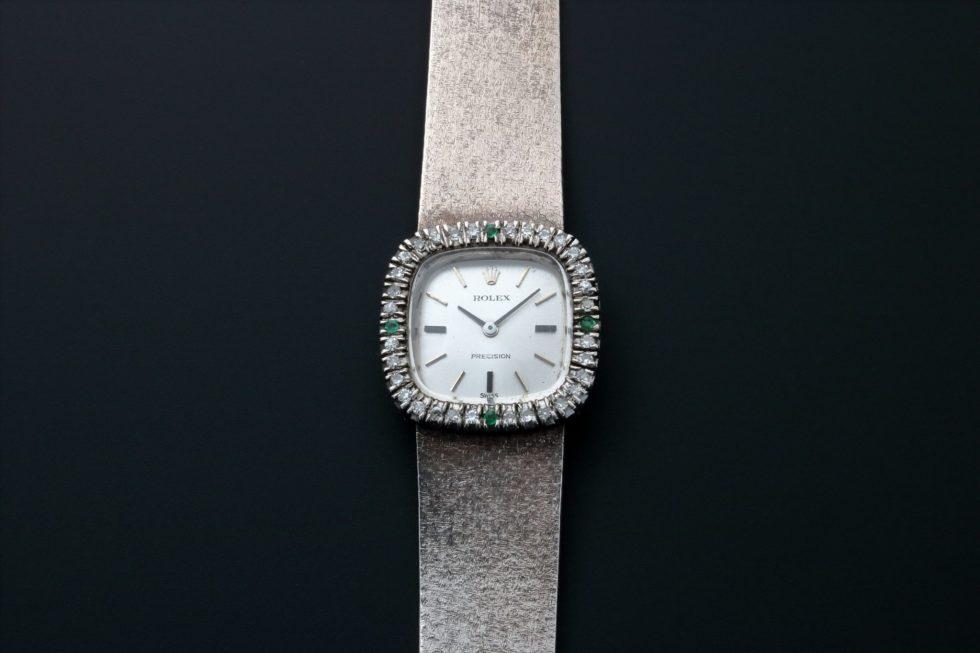 Lot #3191A – Rolex Precision Cocktail Watch 2611 Ladies Rolex