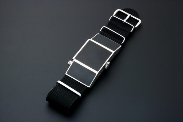 Vintage Sterling Silver Tavannes Lacquered Golf Belt Watch - Baer & Bosch Auctioneers