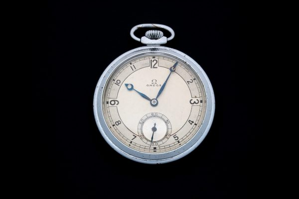 Omega Pocket Watch - Baer & Bosch Auctioneers