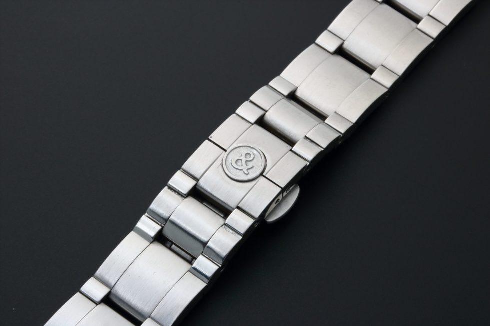 Lot #3322 – Bell & Ross Watch Bracelet 18MM Bell & Ross Bell & Ross