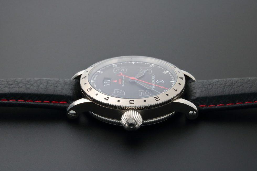 Lot #3149A – Chronoswiss Timemaster 150 Watch CH-2733-AZ/31-1 Chronoswiss Chronoswiss