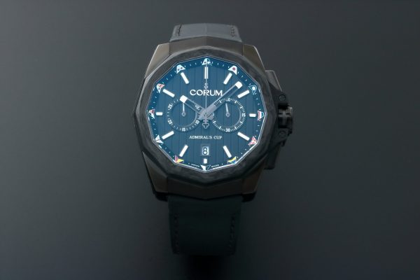 Corum Admirals Cup AC-One 45 Chronograph Watch 116.101.360F61 AN20 - Baer & Bosch Auctioneers