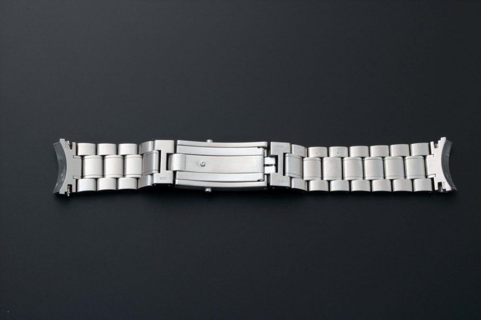 Lot #3325 – Omega Seamaster Professional Watch Bracelet 20MM 1610/930 Omega Omega