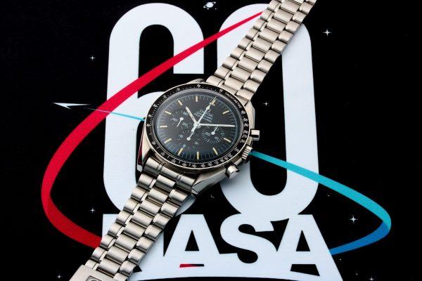 Omega Speedmaster Apollo 11 Moon Watch ST145.022 - Baer & Bosch Auctioneers