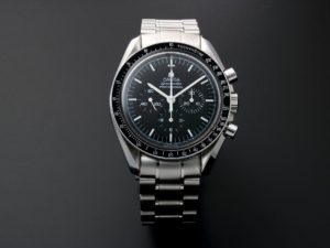 Lot #6758 – Omega Speedmaster Galaxy Express 999 Moon Watch 3571.50.00 Moon Chronograph