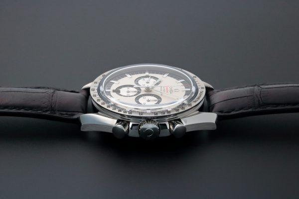 Lot #3196 – Omega Speedmaster Schumacher Legend Watch 3806.31.31
