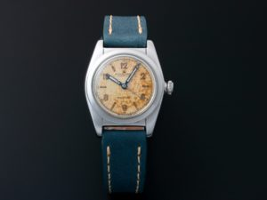 Rolex Bubbleback Watch 2940 - Baer & Bosch Auctioneers