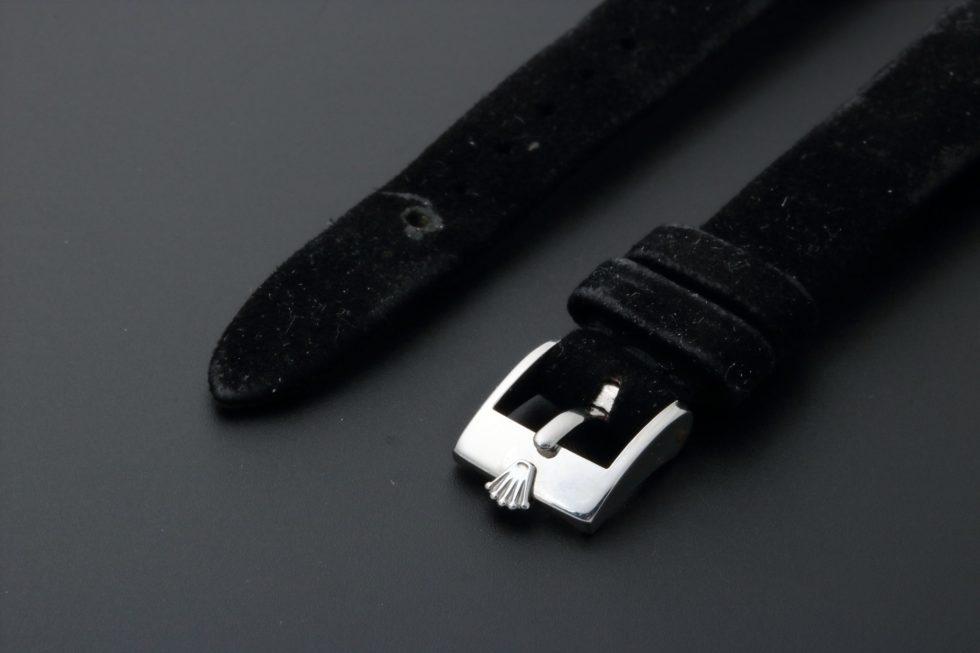 Lot #3323 – Rolex Leather Watch Strap 14MM 14mm Straps Rolex