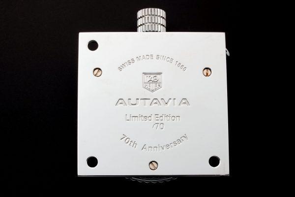 Tag Heuer Autavia Caliber 11 Watch & Dashboard Set CY2111 - Baer & Bosch Auctioneers